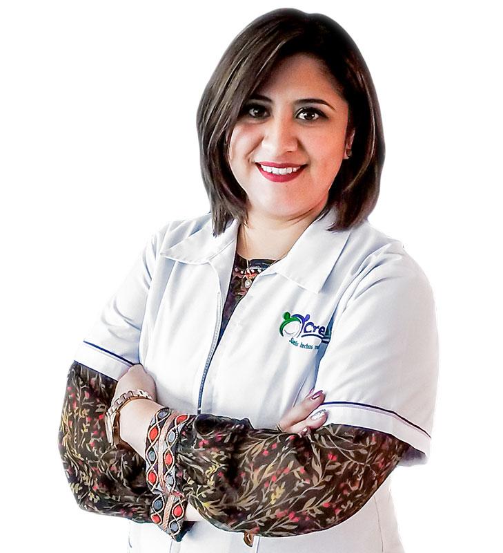 Lic. Abigail Méndez Pineda