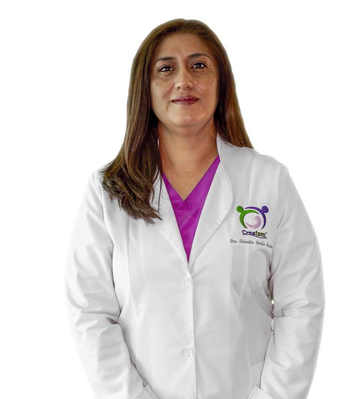Dra. Claudia Cortés Pineda