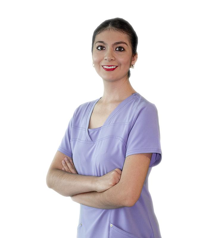 Nutrióloga Claudia Valencia Olivares