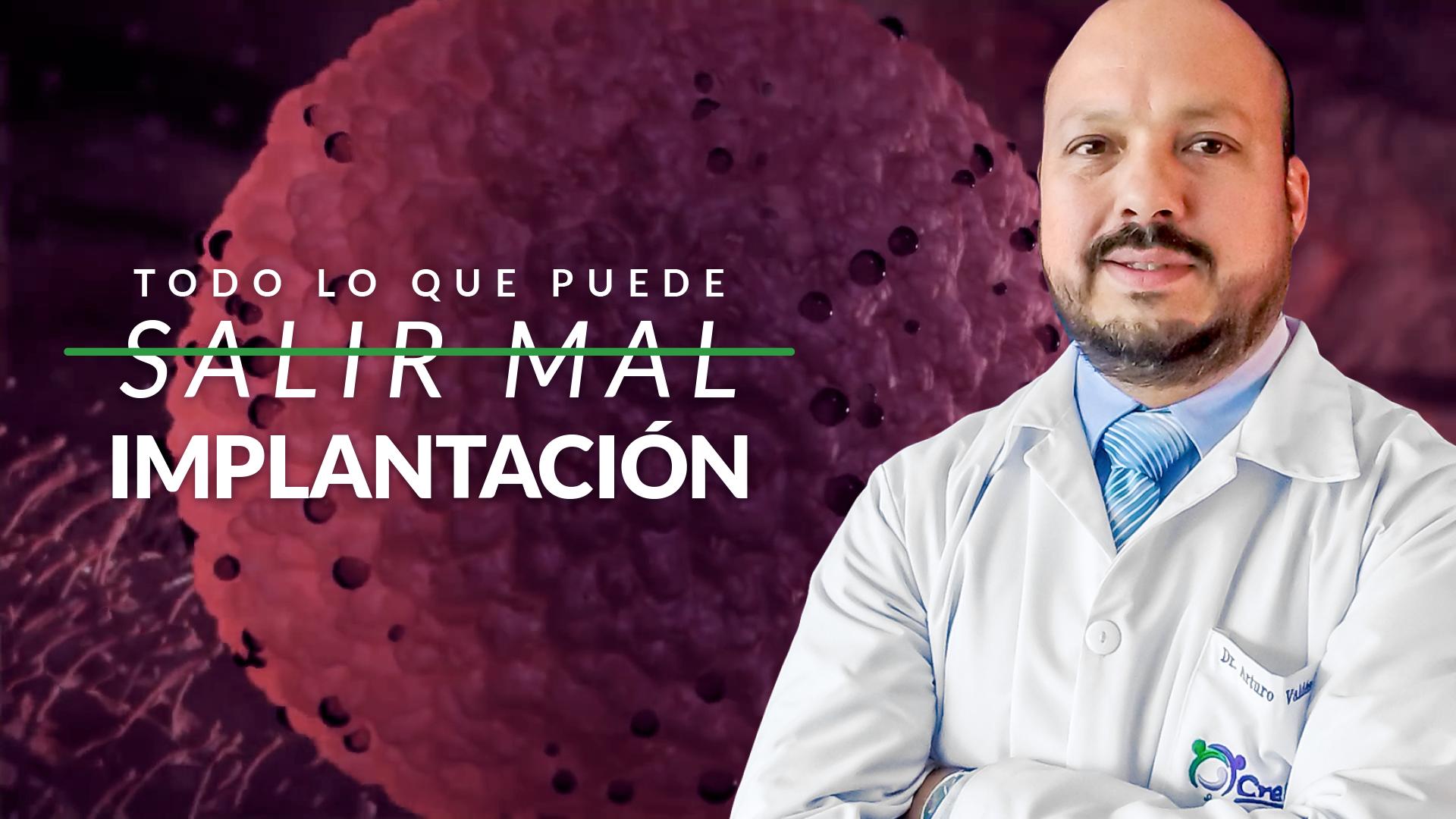 Fertilización In Vitro Implantación