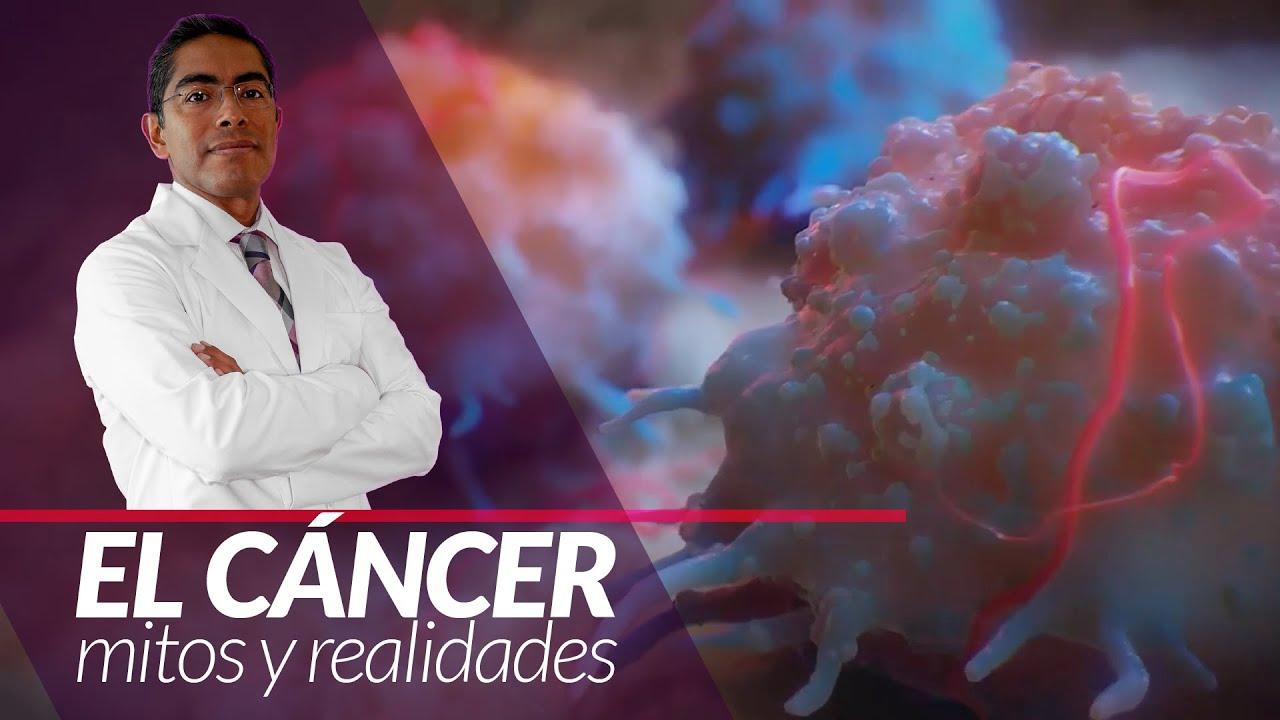 El cáncer: Mitos y realidades