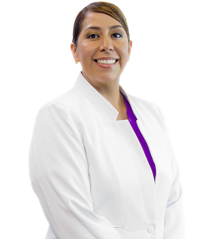 Dra. Liliana de la Rosa Pérez