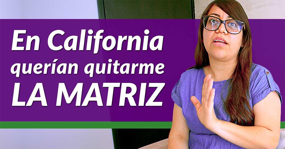 California Miomas Útero Matriz